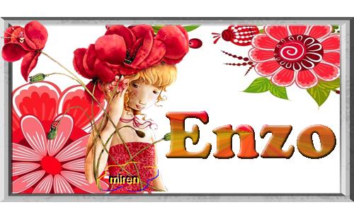 Nombres con E 272090Enzo
