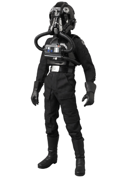 "STAR WARS - TIE-FIGHTER PILOT(TM) (Black 3 ""Backstabber"") - (RAH 631) 2723460524rahtie8302"