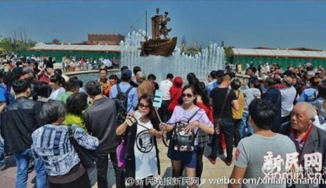 [Shanghai Disney Resort] Le Resort en général - le coin des petites infos  - Page 39 272548w106
