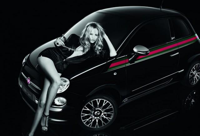Une campagne publicitaire, voire même deux, pour le lancement de la nouvelle Fiat 500L 272590110518F500Gucci03