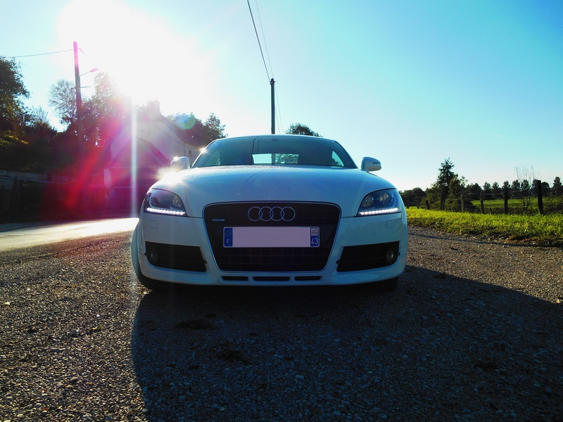 AUDI TT V6 3.2 Blanc Ibis - Page 2 272947425