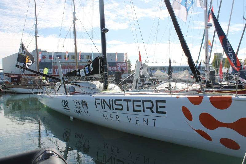 Visite du village et du ponton du Vendée Globe le 25/10/16 272975IMG4570
