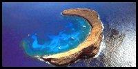 L'île au croissant de lune
