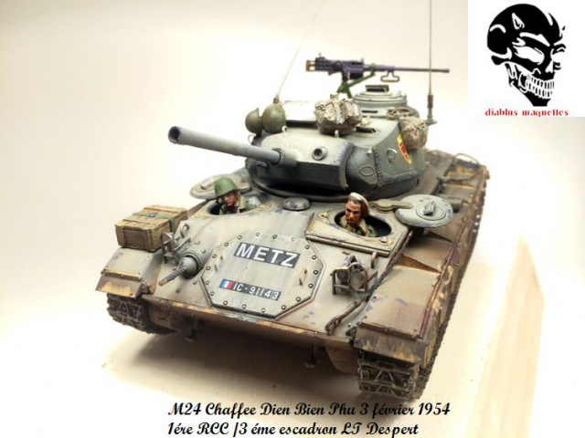 M24 Chaffee light tank, AFV Club 1/35 - Page 2 273436IMG3625