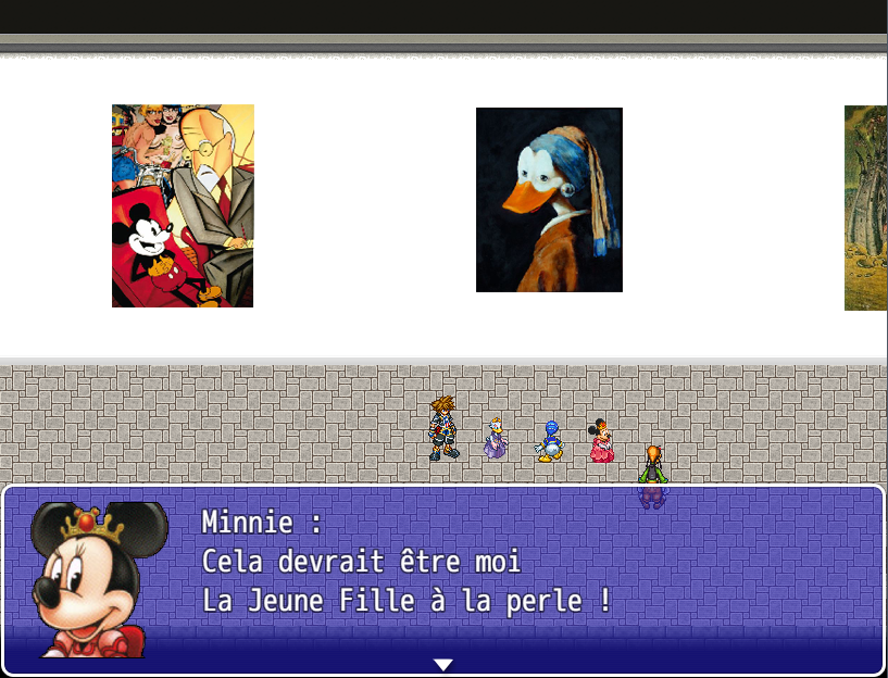 Kingdom Hearts Rpg Maker MV Android DEMO disponible téléchargeable 273604896