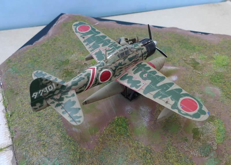 "[Hasegawa] - Nakajima A6M2 N ""Rufe"". 273865Rufe41"