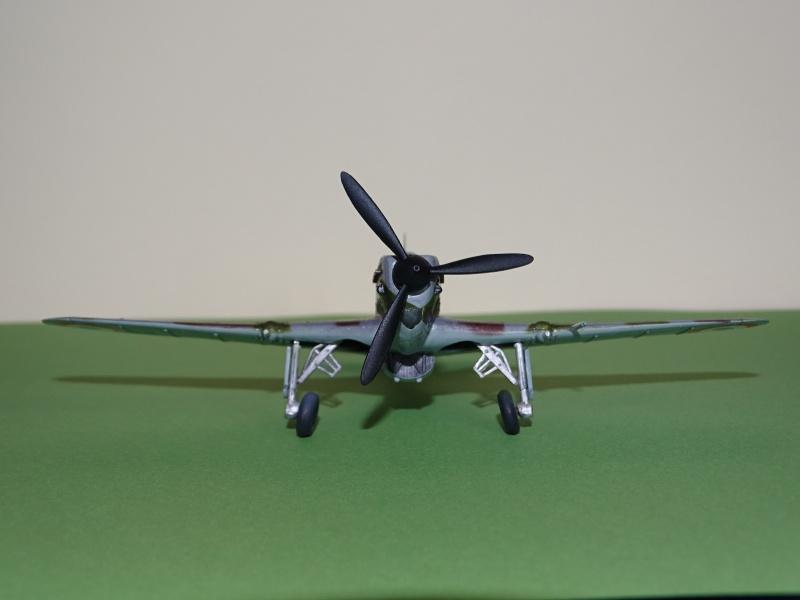 Morane Saulnier MS 406 GC I/2 Damblain Sgt Antoni Beda Avril 1940 273903DSC01754