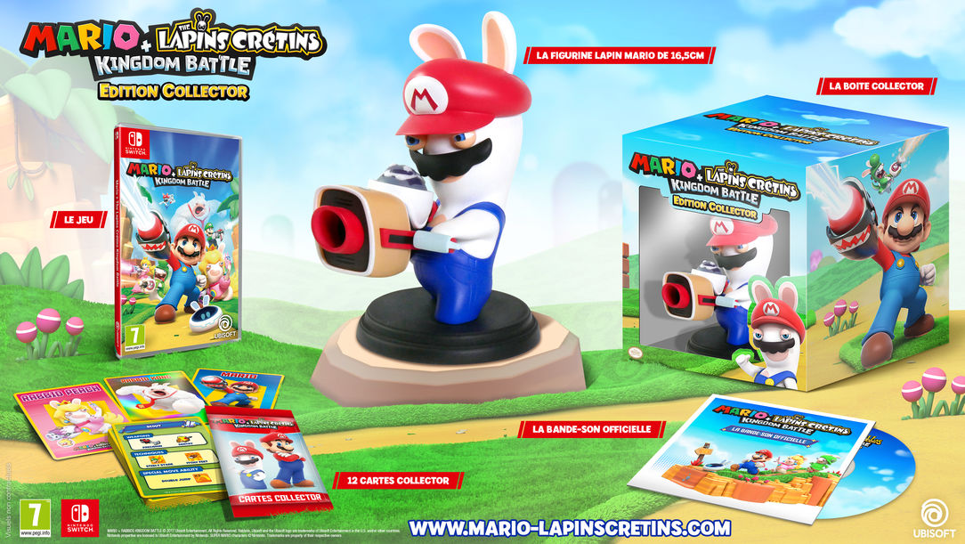 [2017-08-29] Mario et Les Lapins Crétins collector Switch 274006mariolapinscretinsbattlekingdomcollectorswt