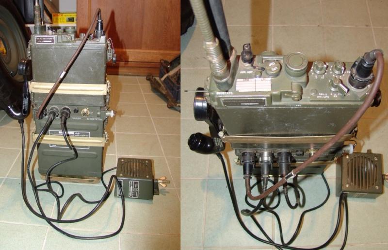 Housses et accessoires AN/PRC10 274031PRC1007