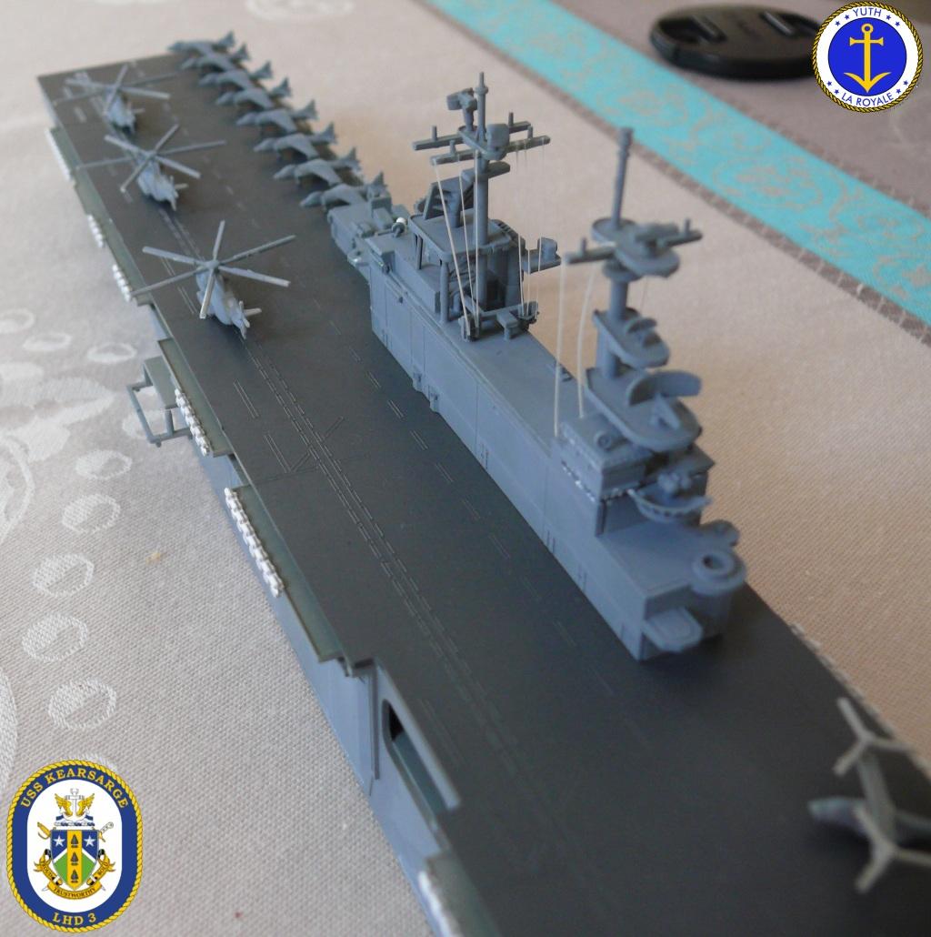 USS KEARSARGE LHD-3 1/700 REVELL 274260Kearsarge23