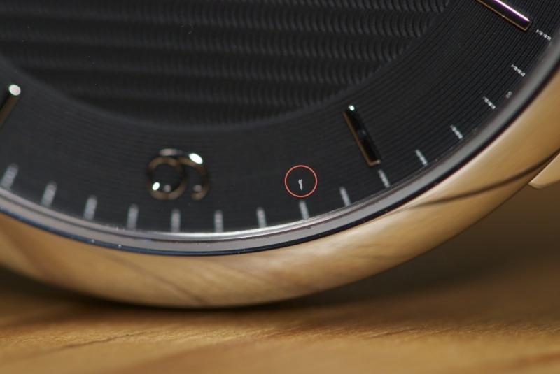 [Revue] Tissot Le Locle Chronomètre 275007DSC3613
