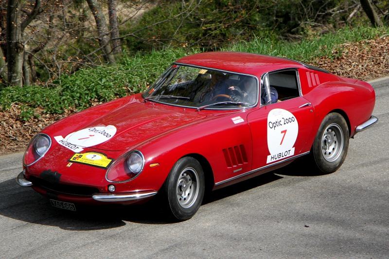 Les Ferrari au Tour Auto 2014 275078TourAuto20147