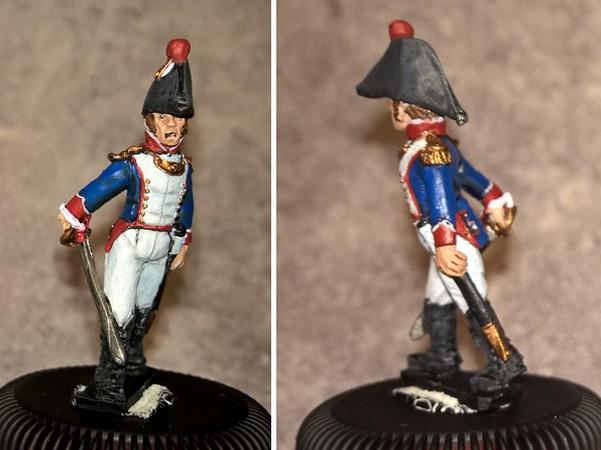 7ème régiment d infanterie légère - 1812 - Petite surprise ! 275828officier