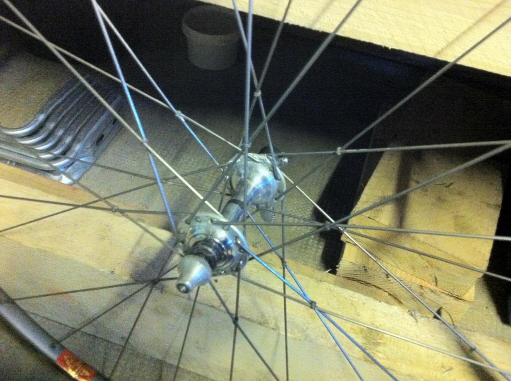 Vélo de course Daniel Guedon  cadreur Lyonnais  275887IMG6364