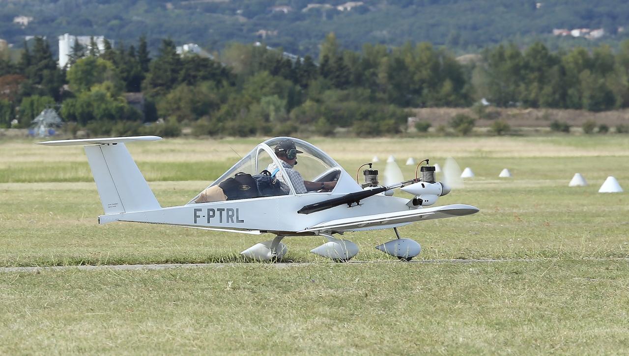 Aérodrome de Pierrelatte 26700. 276498CRICRI0387