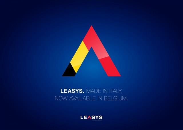 Leasys arrive en Belgique 276955LogoleasysB
