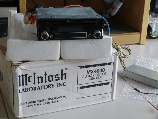 McIntosh MX4000, l'Excellence.... 276989P1080015