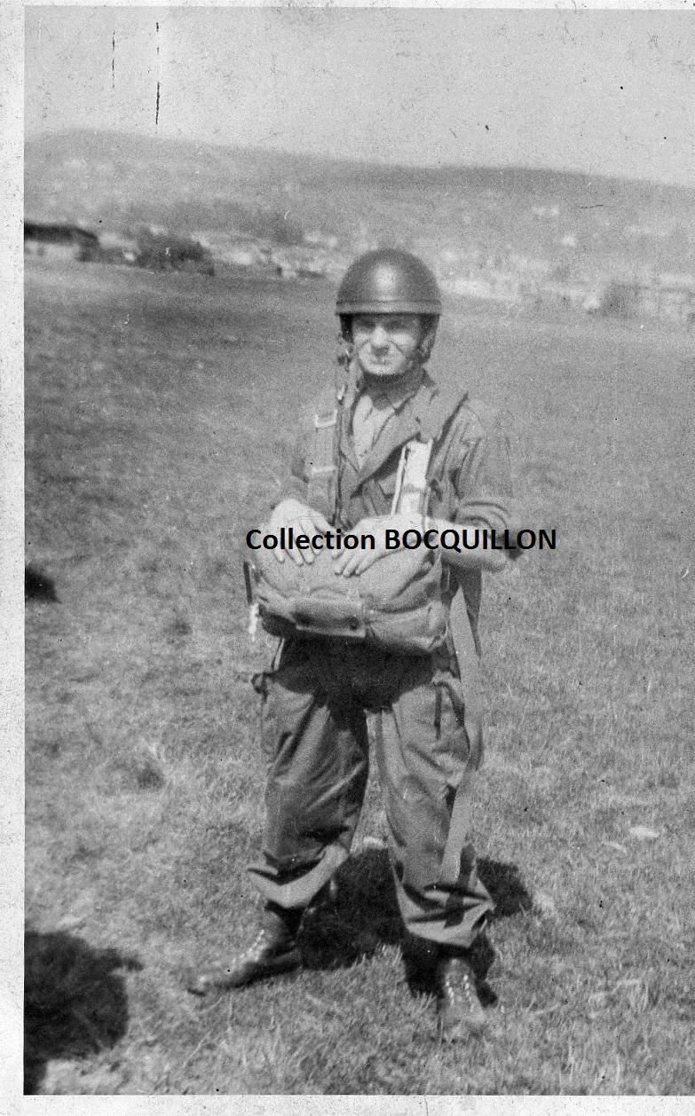 """Sous-lieutenant Yves ALLEMANE Promotion """"AMILAKVARI"""" 18è RCP AFN 277123img001"""
