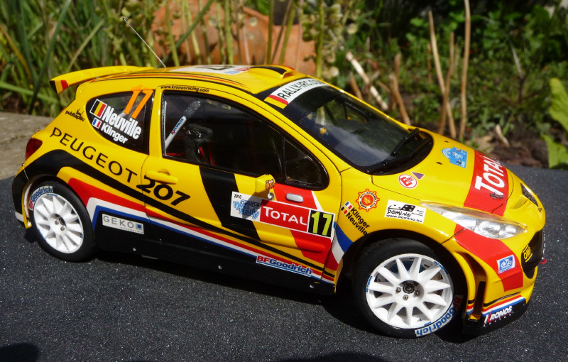 Peugeot 207 S 2000 Thierry Neuville 277138P1030564