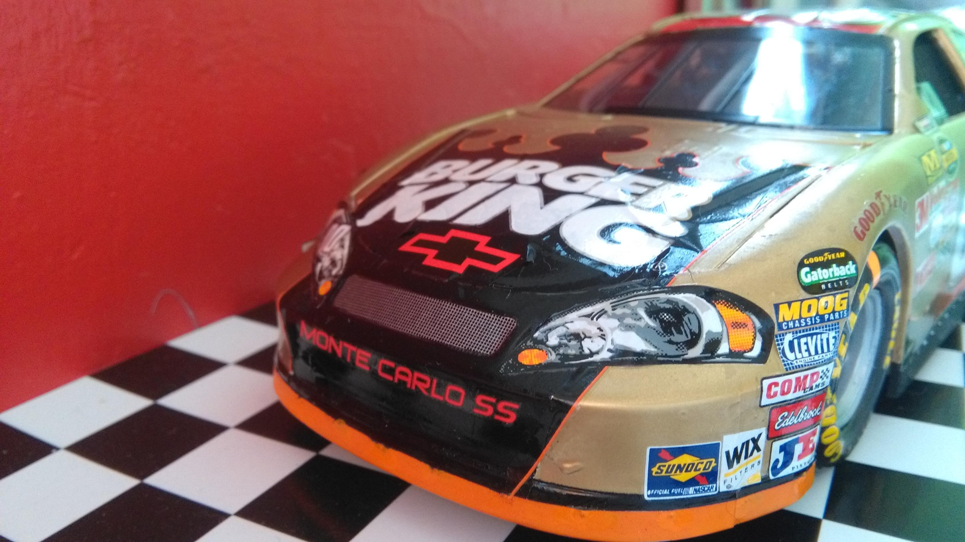 Chevy Monte-Carlo 2006 #00 Bill Elliott Burger King 277269IMG20170513134250