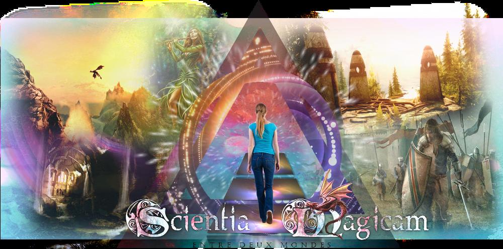 Scientia Magicam 277289HeaderScientia
