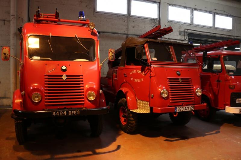 Des camions à gogo....Musée des sapeurs pompiers de Lyon 278151IMG6679