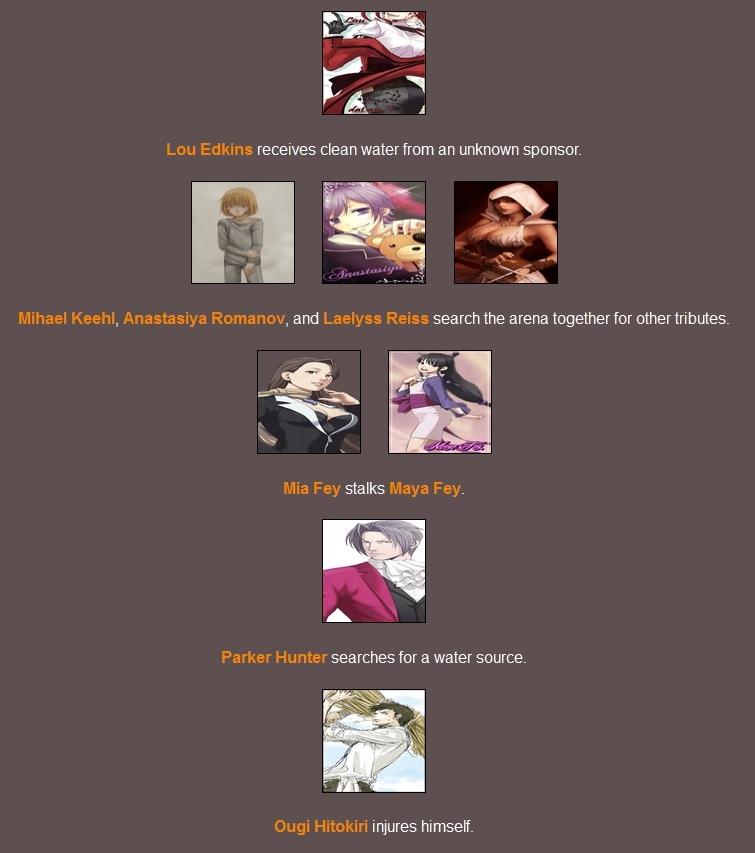 Quederla's Hunger Games 278788Day12