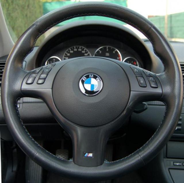 [BMW 330 d E46] Volant 3 branches à la place d'un 4 branches 279158bmw330dpackluxepackm96635426351755393