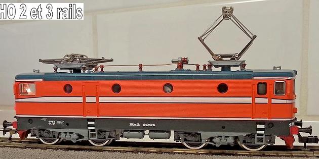 Machines RC des chemins de fer suédois 279282FleischmannRC1091orangedigitalR