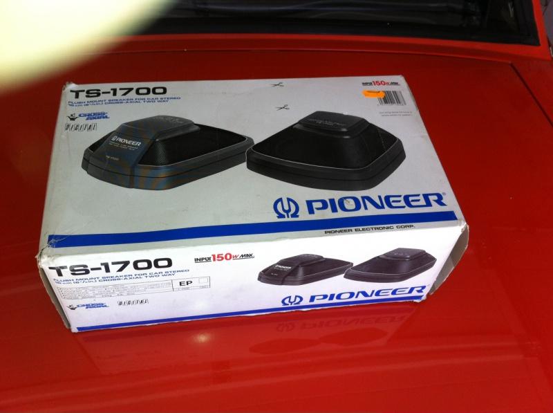 (vendus) PIONEER TS-1700 NEUFS EN BOITE 279580photo322