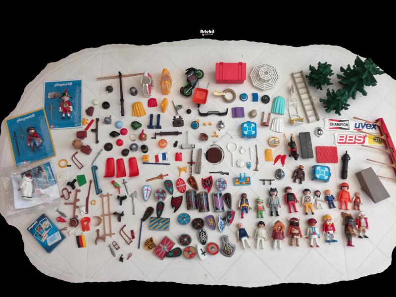 Trouvailles en Brocante, Bourse Aux jouets, Vide Greniers ... - Page 59 279794571p