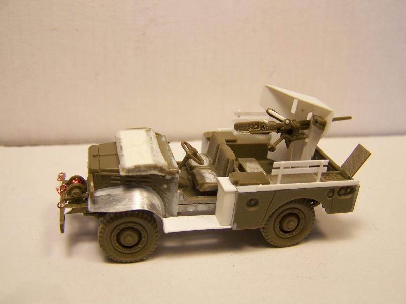 Dodge M6 anti tank Tunisie 1943 (montage terminé) 2799071005335