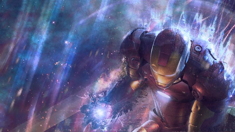 Tutoriel | Wallpaper Iron Man ► 280262IronMan