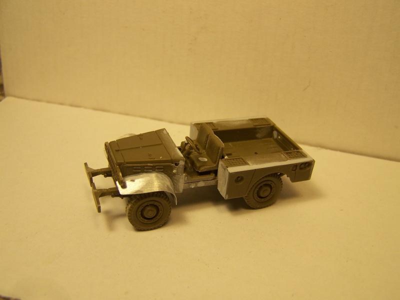 Dodge M6 anti tank Tunisie 1943 (montage terminé) 2804251005328