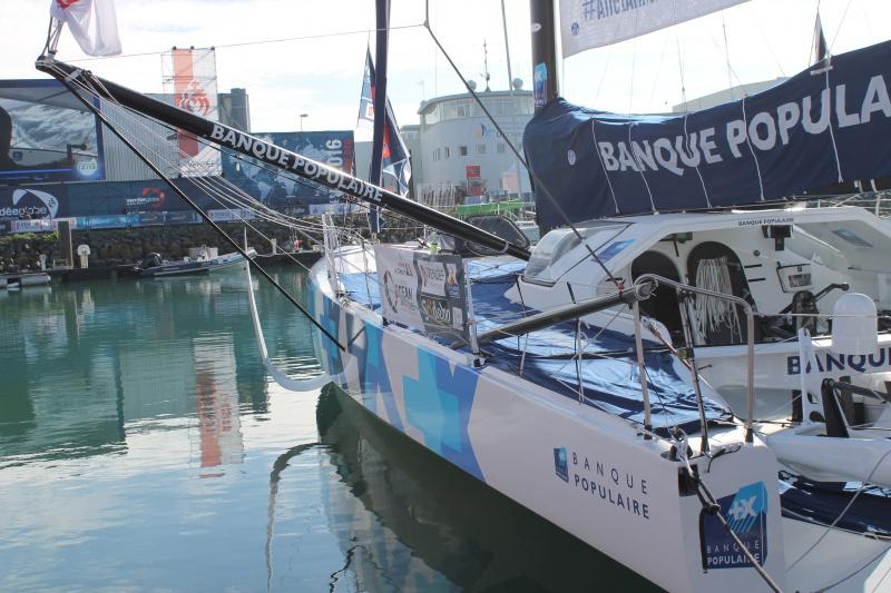Visite du village et du ponton du Vendée Globe le 25/10/16 280498IMG4604