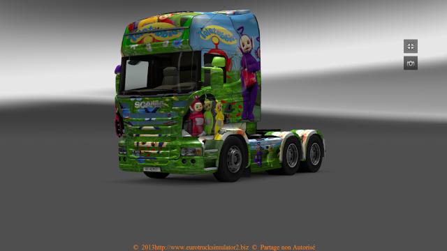 Amazing Euro Truck Shop Simulation - Portail 280536ets2401