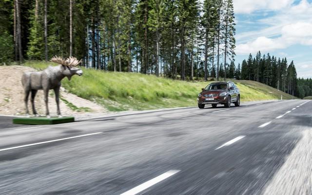 Bientôt un futur sans accident pour Volvo Cars grâce à l'ouverture du centre d'essais AstaZero 280873AstaZeroRuralroad1