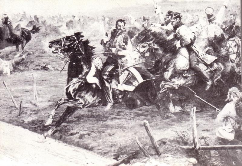 L'épopée Napoléonienne du 8 ème Régiment de Hussards  281242Historique8RHN23