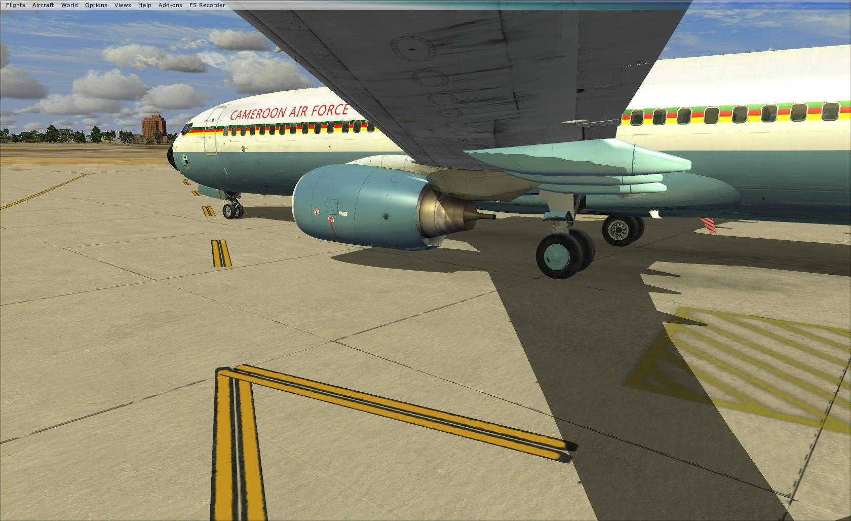 738 ngx cameroon air force 281299fsx2013071309423252