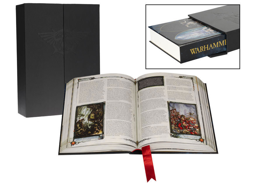 Le Livre de Règles de Warhammer 40,000 - V6 (en précommande) - Sujet locké 281437W40KUltimate2
