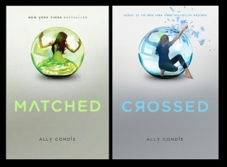 Ally CONDIE - Matched 281437matchedandcrossed1