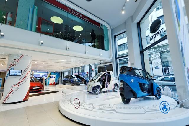 Nouvelle Exposition Sur La Mobilité Durable Au Rendez-Vous Totota 2815744211