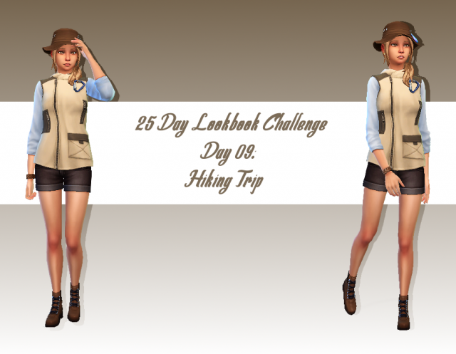 [Look] 25 Day Lookbook Challenge  281864Jour9