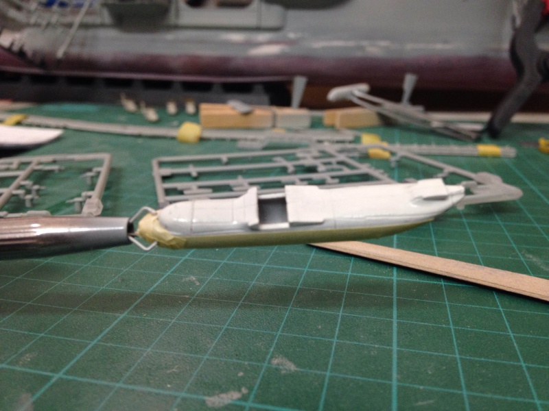 CVN 75 Truman 1/350 Trumpeter - Page 5 282040IMG4119