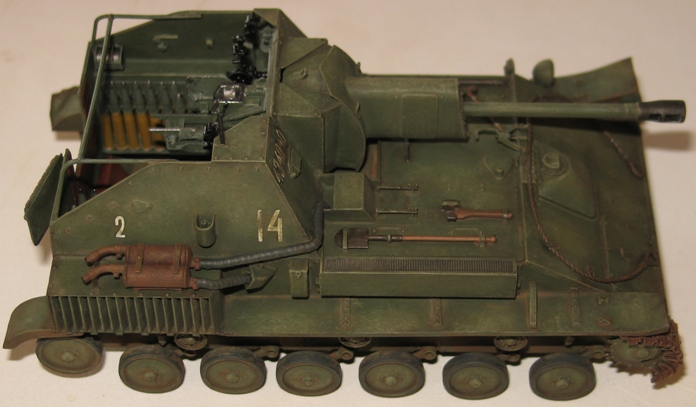 SU 76M  Miniart 1/35 - Page 2 282737modles123005