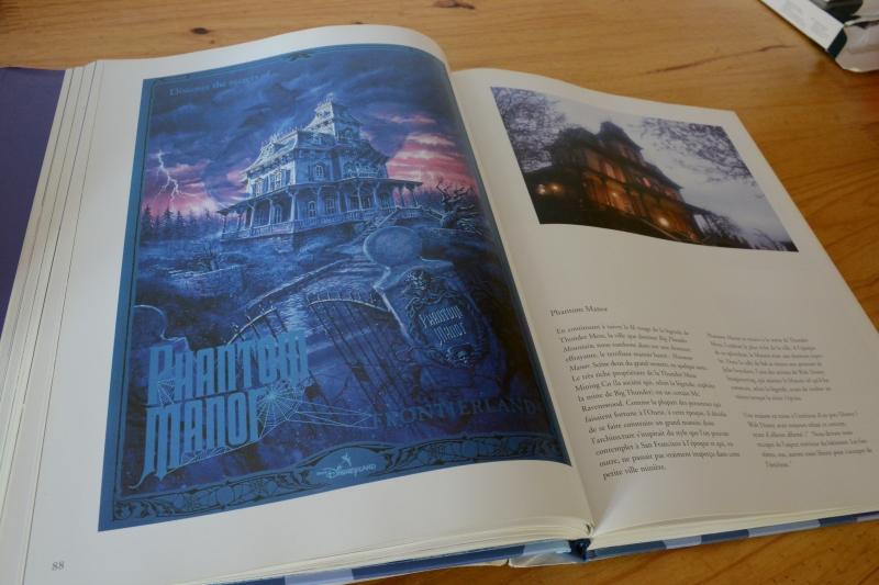 [Livre] Disneyland Paris: de l'Esquisse à la Création (VERSION ANGLAISE UNIQUEMENT) - Page 3 2833022030