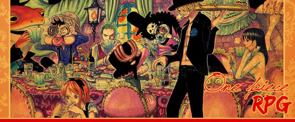 One Piece RPG [PERSOS DU MANGA AUTORISÉS]