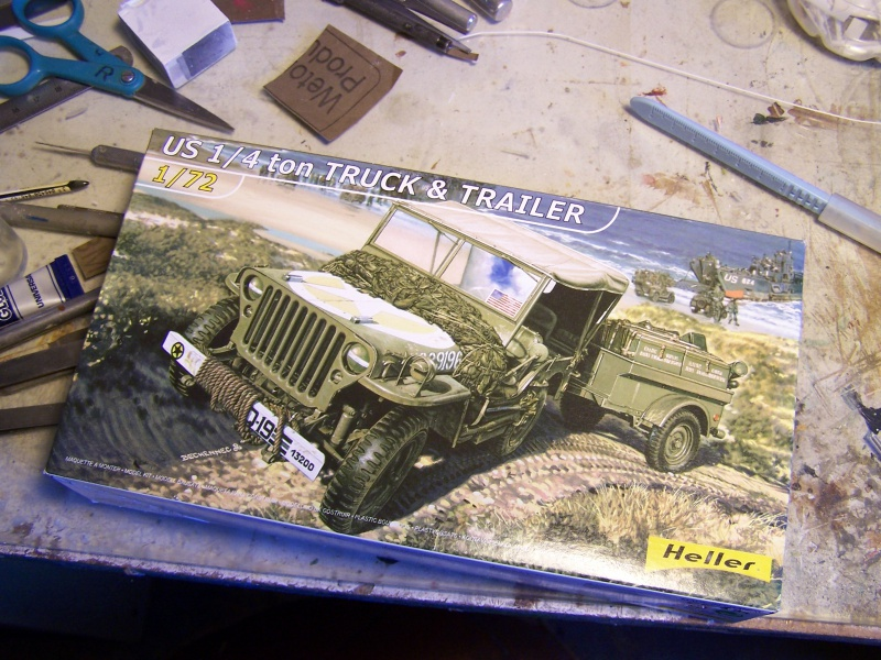 "Bren carrier ""Deep wading"" et Jeep Juno Beach partie 04 2842201007262"