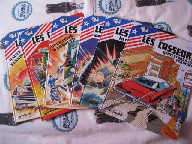 livres 1 *les bandes dessinée* 284385IMG3869