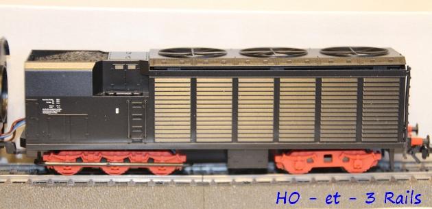 Les locomotives à vapeur articulées 284546Marklin37020LokmitTenderBauartMalletBr530012tenderR